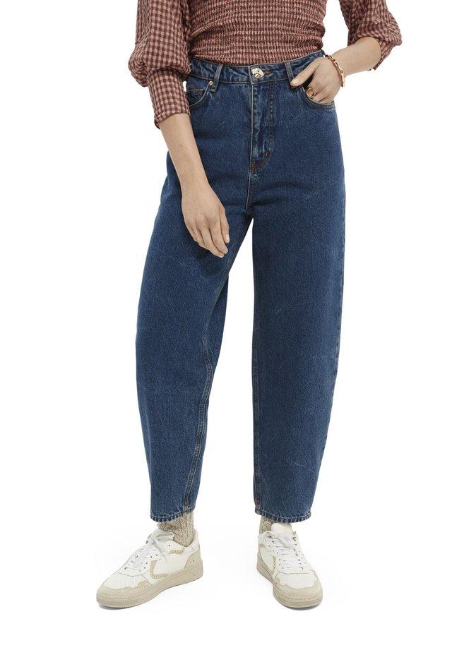 HIGH RISE BALLOON LEG - Jeans relaxed fit - magic dust