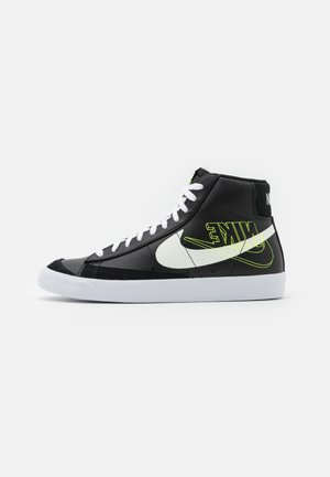 BLAZER MID '77  - High-top trainers - black/sail/white/volt