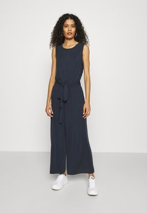 CROPPED SANDWASH  - Jumpsuit - preppy navy