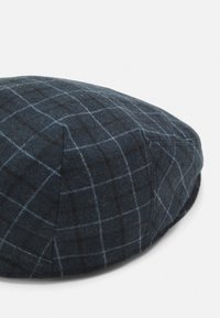 Shelby & Sons - GREGORY FLATCAP - Klobouk - navy - 3