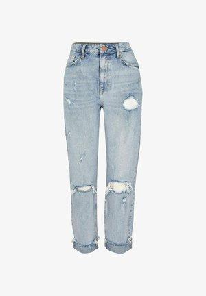 SCULPT - Slim fit jeans - blue