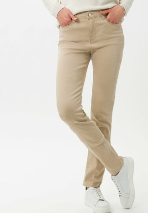 STYLE SHAKIRA - Jeans Skinny Fit - almond