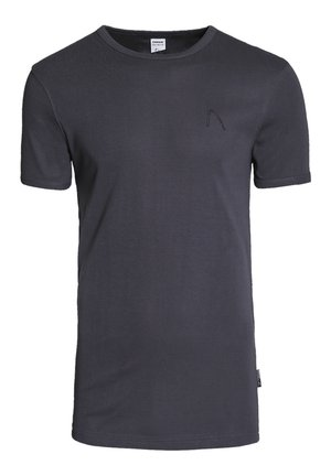 BASE-B - Basic T-shirt - grey