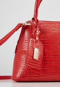 LYDC London - Handbag - red - 6