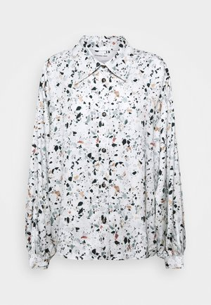 EMMY - Button-down blouse - terazzo