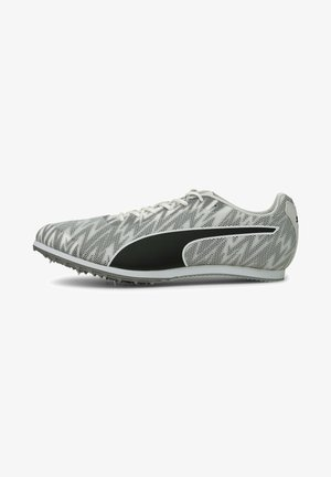 EVOSPEED STAR - Spikes - white-black-silver
