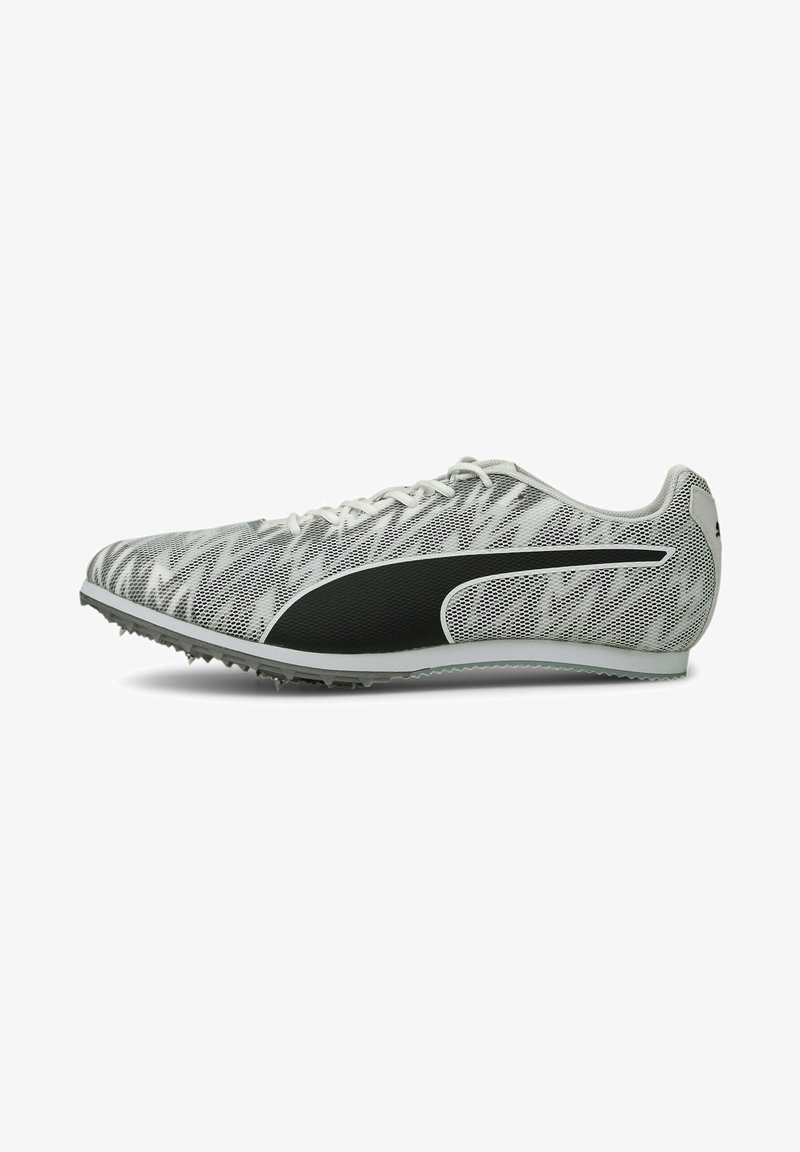 Puma - EVOSPEED STAR - Spikes - white-black-silver
