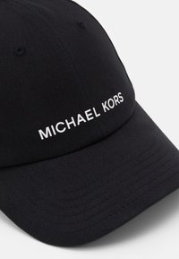 Michael Kors - CLASSIC LOGO SNAP BACK UNISEX - Casquette - black - 4