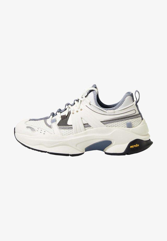 VIBRAM - Sneakers laag - white