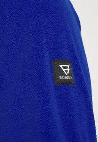 Brunotti - TENNO MENS  - Fleecová mikina - bright blue - 5