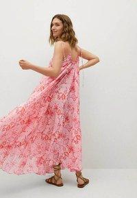 Mango - Maxi dress - rose - 2