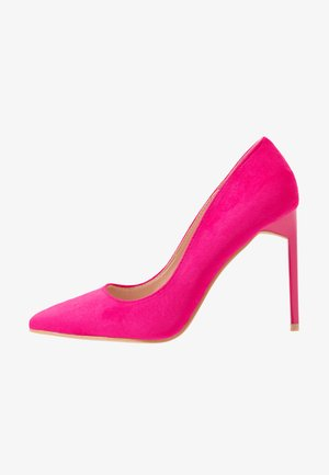 ANTIX - High heels - fuchsia