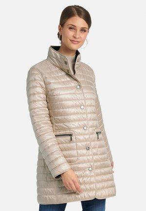 INNOVATION - Winter coat - stein