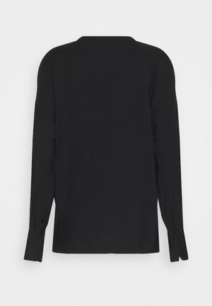 VIKRI V NECK - Blouse - black