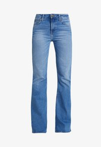 Lee - BREESE - Flared Jeans - jaded - 4
