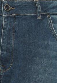 Cars Jeans - BATES PLUS - Straight leg jeans - green cast - 2