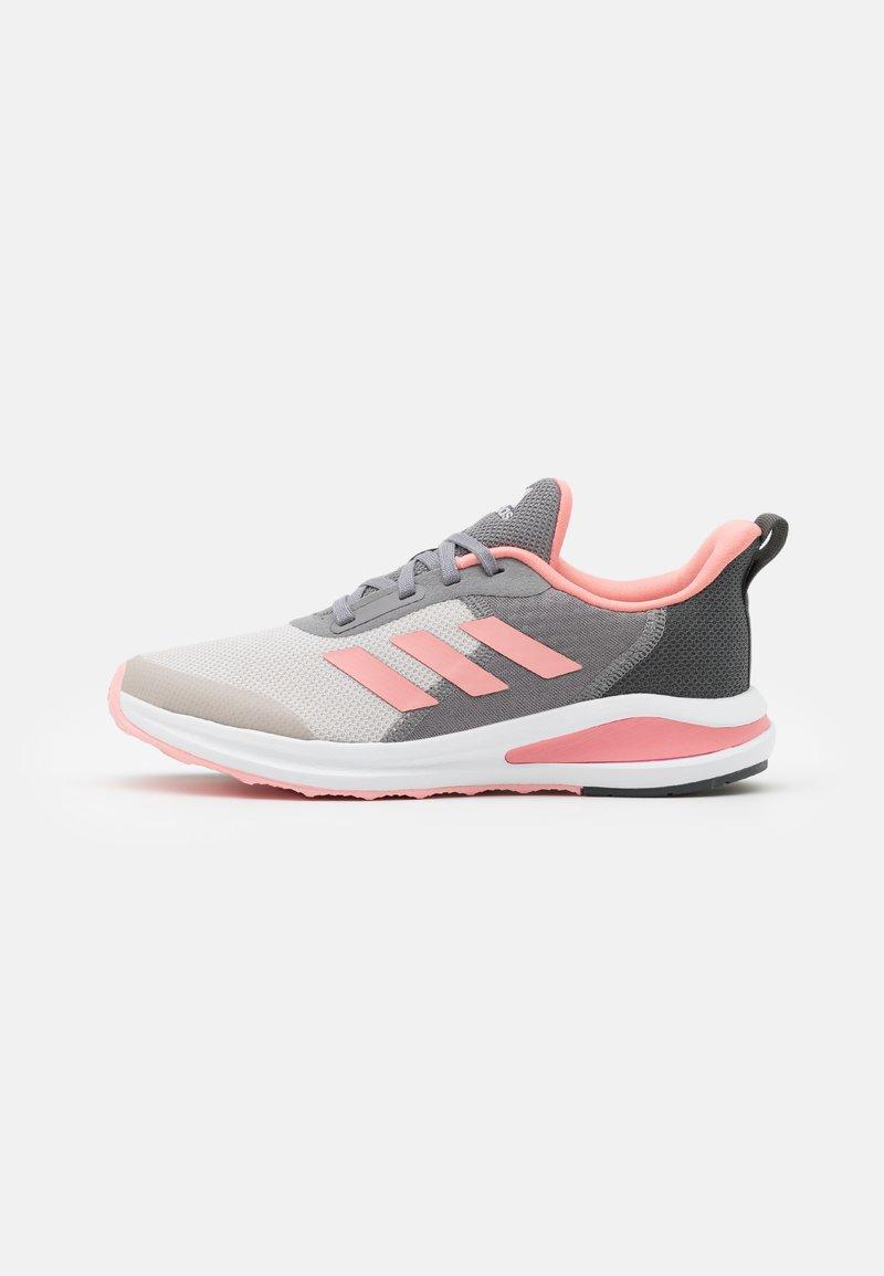 adidas Performance - FORTARUN UNISEX - Zapatillas de running neutras - grey one/grey three/grey six