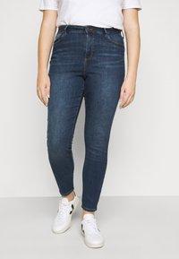 Vero Moda Curve - VMSOPHIA - Jeans Skinny Fit - medium blue denim - 0