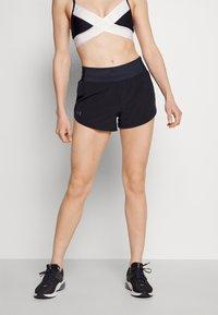 Under Armour - SPEEDPOCKET SHORT - Sports shorts - black - 0