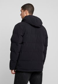 Carhartt WIP - ALPINE COAT - Winter jacket - black / hamilton brown - 2