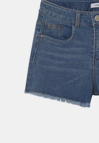 Name it - NKFRANDI - Denim shorts - medium blue denim - 2