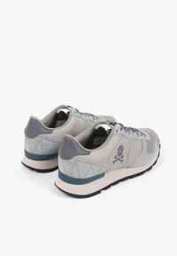 Scalpers - SKULL  - Trainers - light grey - 3