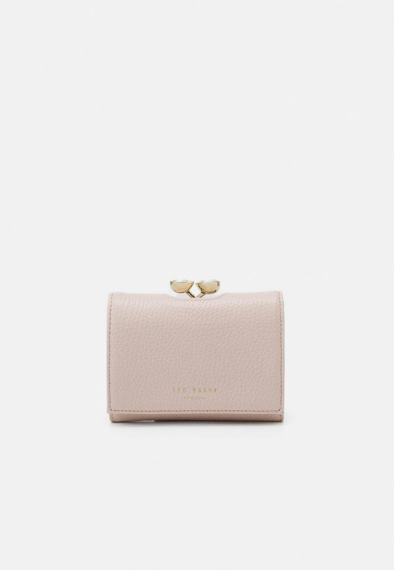Ted Baker - ALYESHA TEARDROP CRYSTAL MINI BOBBLE PURSE - Wallet - light pink