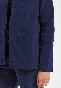 Armor lux - EN VELOURS - Denim jacket - seal - 2