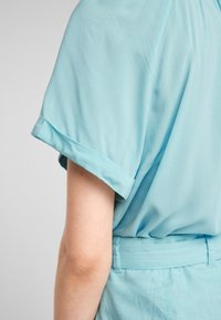 QS by s.Oliver - Blouse - turquoise - 4