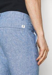 TOM TAILOR DENIM - Shorts - blue - 5