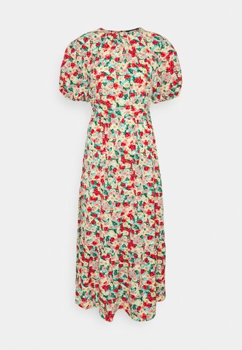 OPEN BACK DRESS - Robe d'été - sage