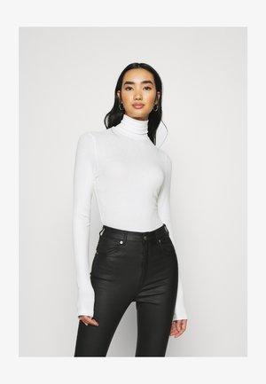 ELIN  - Long sleeved top - white