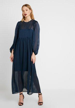 YASFINA ANKLE DRESS - Robe longue - carbon