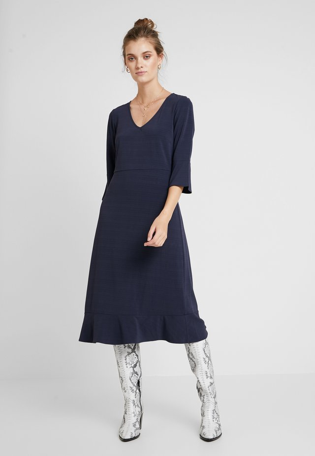 NEW GAVRIELLE DRESS - Maxi-jurk - blue night