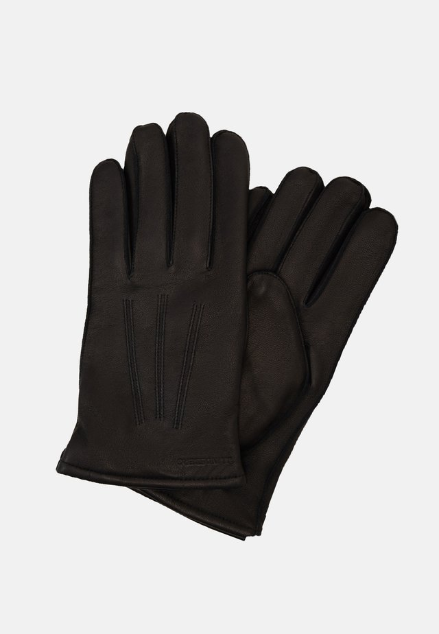 MILO GLOVE - Gloves - black