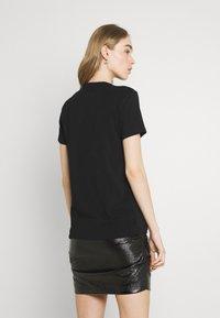 Diesel - UFTEE SILY - Print T-shirt - black - 2