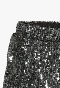 Bardot Junior - IVA SEQUIN PLEAT - Plooirok - gunmetal - 3