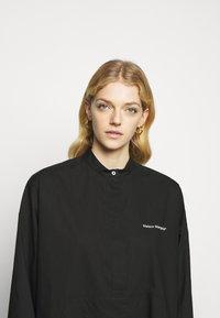 MM6 Maison Margiela - Shirt dress - black - 4