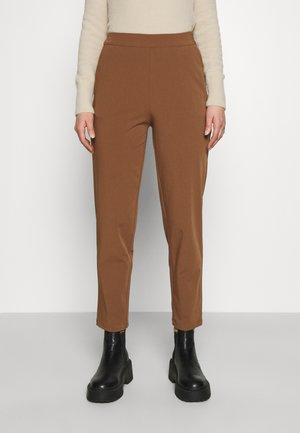 OBJCECILIE PANTS - Trousers - partridge