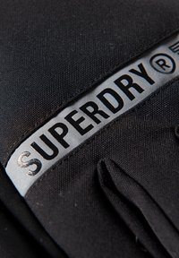Superdry - SNOW RESCUE - Gloves - black - 2