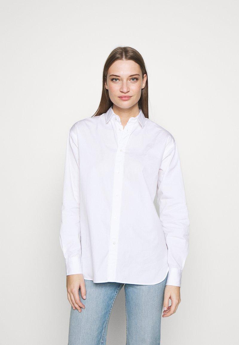Polo Ralph Lauren - Button-down blouse - white
