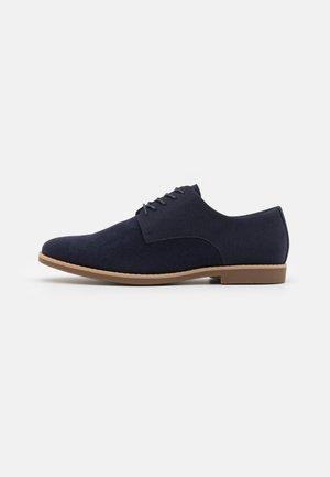 Stringate - dark blue