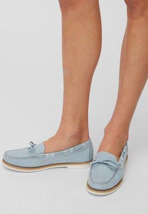 Buty żeglarskie - light blue