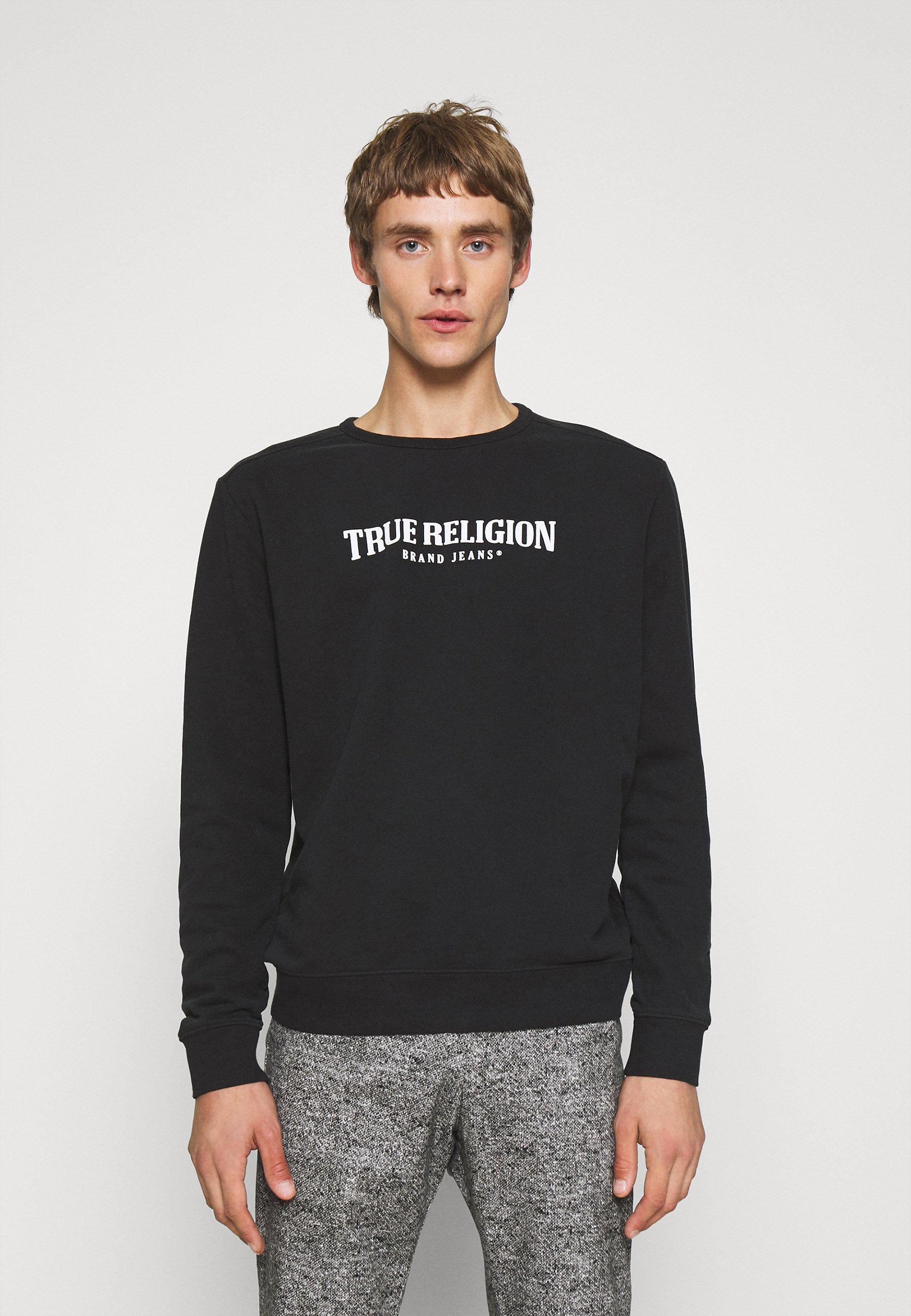 Men CREW CLASSIC LOGO - Sweatshirt