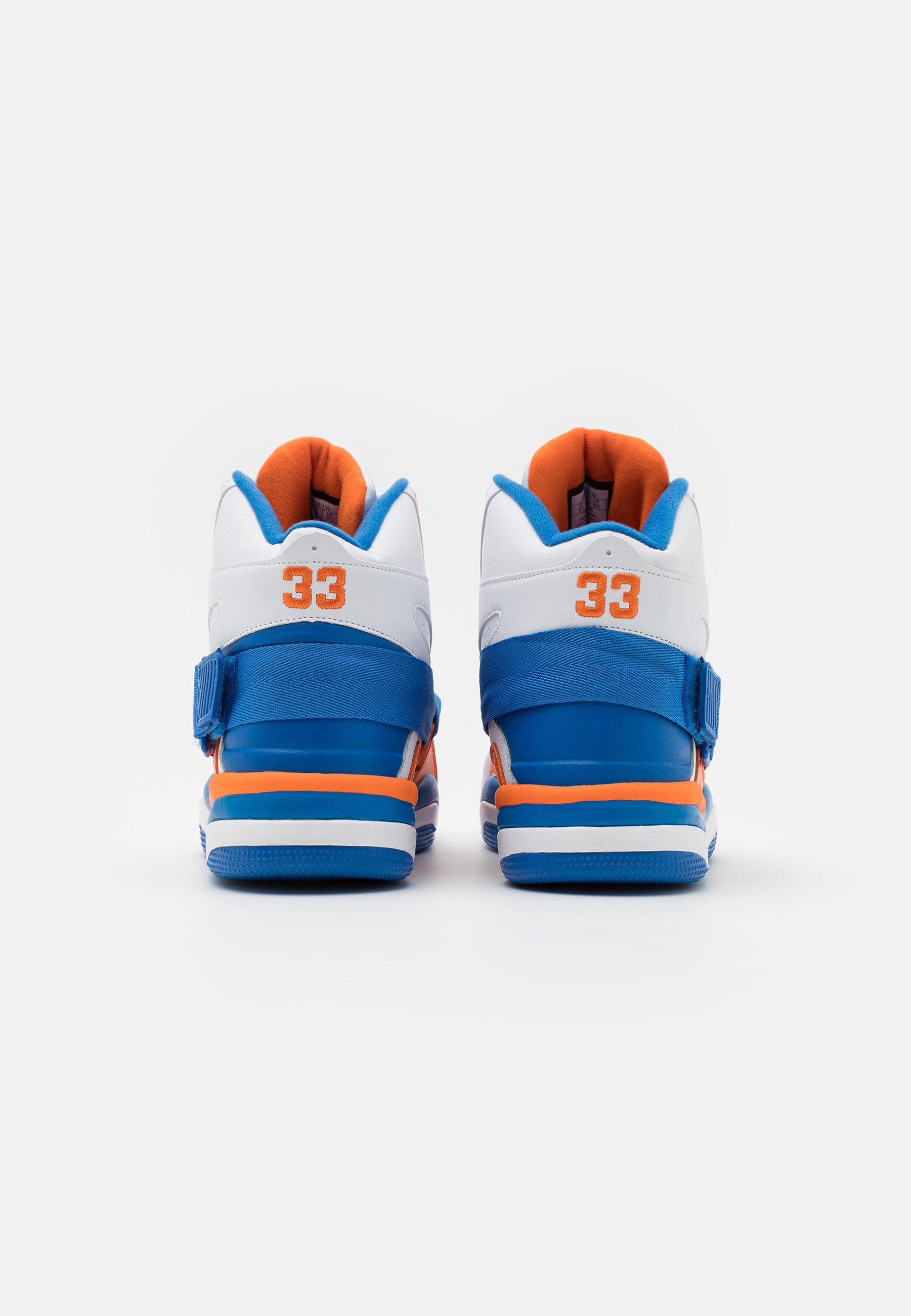Ewing CONCEPT - Sneaker high - white/royal orange/weiß - Herrenschuhe UG5M4