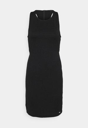 VESTITO - Jerseykjole - black