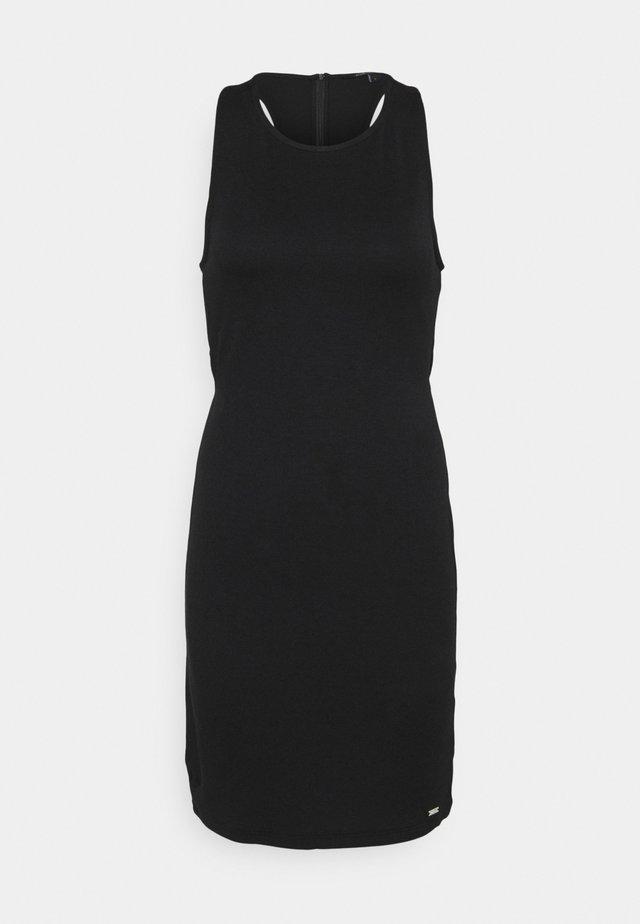 VESTITO - Jerseykleid - black