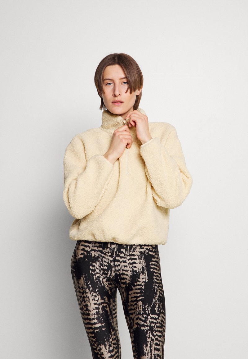Cotton On Body - CROP  - Sweat polaire - natural