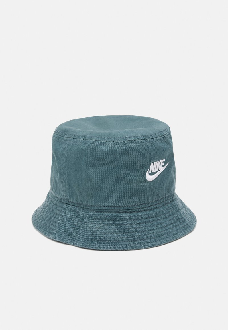 Nike Sportswear - BUCKET FUTURA WASH UNISEX - Kapelusz - hasta