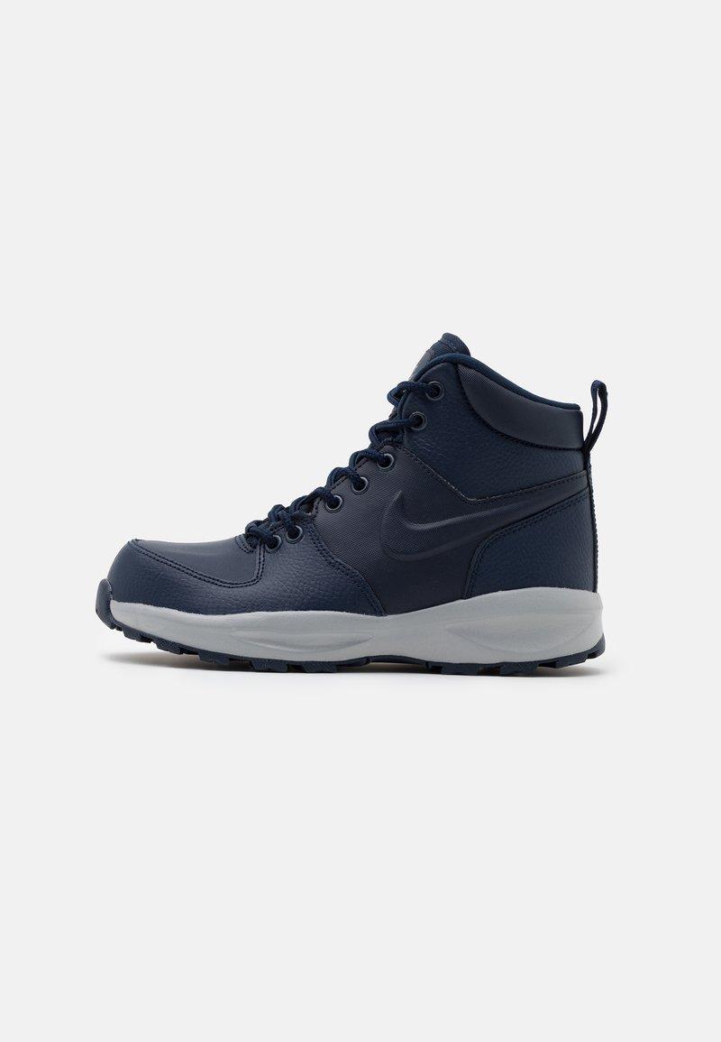 Nike Sportswear - MANOA '17 - Vysoké tenisky - obsidian/light smoke grey